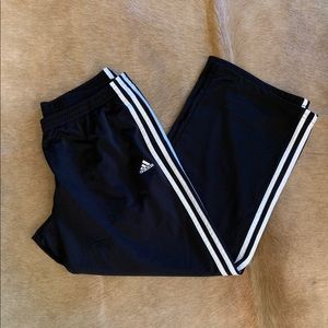 Adidas 3-stripe track pants